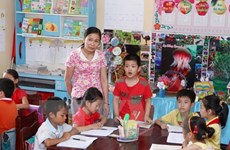 Information access and group founding laws for children discussed