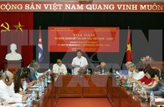 55 years of Vietnam-Cuba solidarity, cooperation reviewed