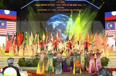 Ho Chi Minh City hosts development, integration festival