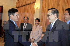 Vietnamese, Philippine officials pleased with bilateral cooperation