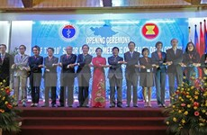 ASEAN senior health officials gather in Lam Dong province