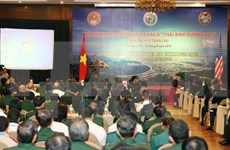 Da Nang hosts Asia Pacific Military Health Exchange