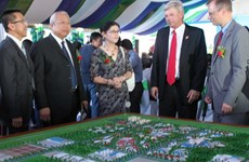 Green tech park to shape up in Long An province