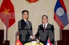 Vietnam leader's visit to Laos illustrates resolve to boost solidarity