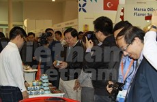 Vietnamese food, beverages on show at WorldFood Moscow