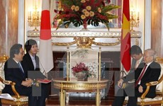 Japanese firms called to expand investment in Vietnam