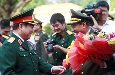 Cambodia seeks deeper defence ties with Vietnam