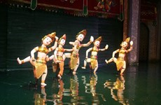 Vietnamese water puppet to be performed in Malaysia