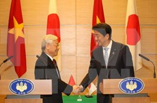 Statement stresses resolve to strengthen Vietnam-Japan relations