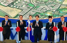 Seventh Vietnam-Singapore Industrial Park built in Nghe An