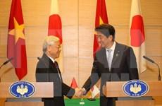 Japanese press hails Vietnam-Japan solidarity