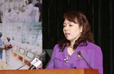 Minister calls for better health care