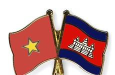Vietnamese, Cambodian military units forge twining ties