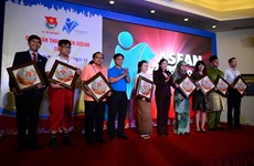 ASEAN youth forum opens in Ho Chi Minh City