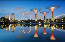 Singapore upbeat about meeting tourism target