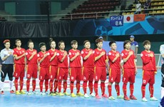 Vietnam lose to Japan at AFC