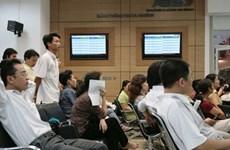 Experts optimistic as Vietnamese shares climb