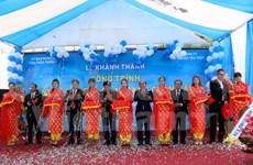 Chan May port inaugurates upgraded wharf