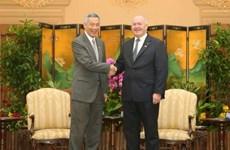 Singapore, Australia reinforce relations
