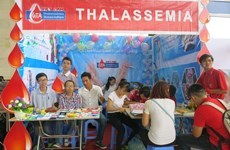 First national workshop on thalassemia in Hanoi
