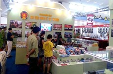Vietnamese Goods Identity Week opens in Vietnam's big cities