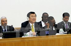 President talks rural development successes at UN event