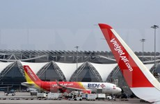 VietJet Air welcomes 8th new A320 aircraft