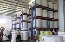 Japan paper material factory inaugurated in Ha Nam