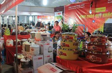 Bac Giang province to host industry, trade fair
