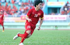 Vietnamese footballers to play in Japan's J.League 2