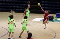Vietnam makes history at regional handball contest