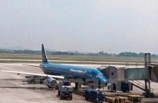 Typhoon Dujuan affects Vietnam Airlines flights