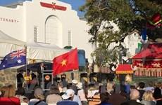 Vietnam attends Western Australia's large farming show