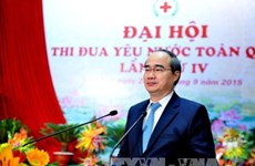 Vietnam Red Cross hailed for patriotic nursing