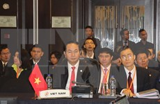 Vietnam's cross-border crime prevention efforts highlighted at AMMTC