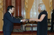 Denmark keen on expanding cooperation ties with Vietnam