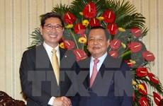 HCM City embraces RoK businesses, expats