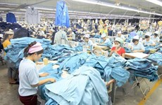 Local bank to spend 2 billion USD to assist apparel firms