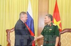 Defence shapes key pillar in Vietnam-Russia partnership