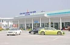 Works start on Tho Xuan airport's air traffic control tower