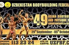 Vietnam win five golds at Asian bodybuilding and fitness event