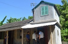 Disadvantaged families assisted to build flood-proof sheds