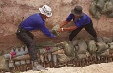 Cambodia: UXO accidents decrease sharply