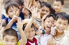 Hanoi raises 2 mln USD for children's fund in six years