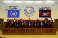 Australia pledges extra 2.3 mln USD to Khmer Rouge Tribunal