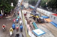 Vietnam's urban trains behind schedule