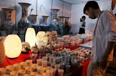 Craft village festival opens in Hanoi