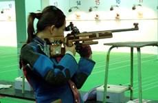 Vietnamese female shooters fail in World Games final