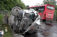 Traffic safety sees positive signs: Government report