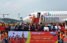 Vietjet Air launches HCM City- Yangon route